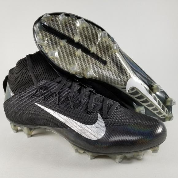 cfa9cb191220 Nike Shoes | New Vapor Untouchable 2 Football Cleats Black | Poshmark